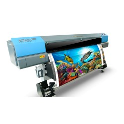 AURAJET SERIES II AJ-1822: HIGH QUALITY PHOTOREAL ECO SOLVENT PRINTER